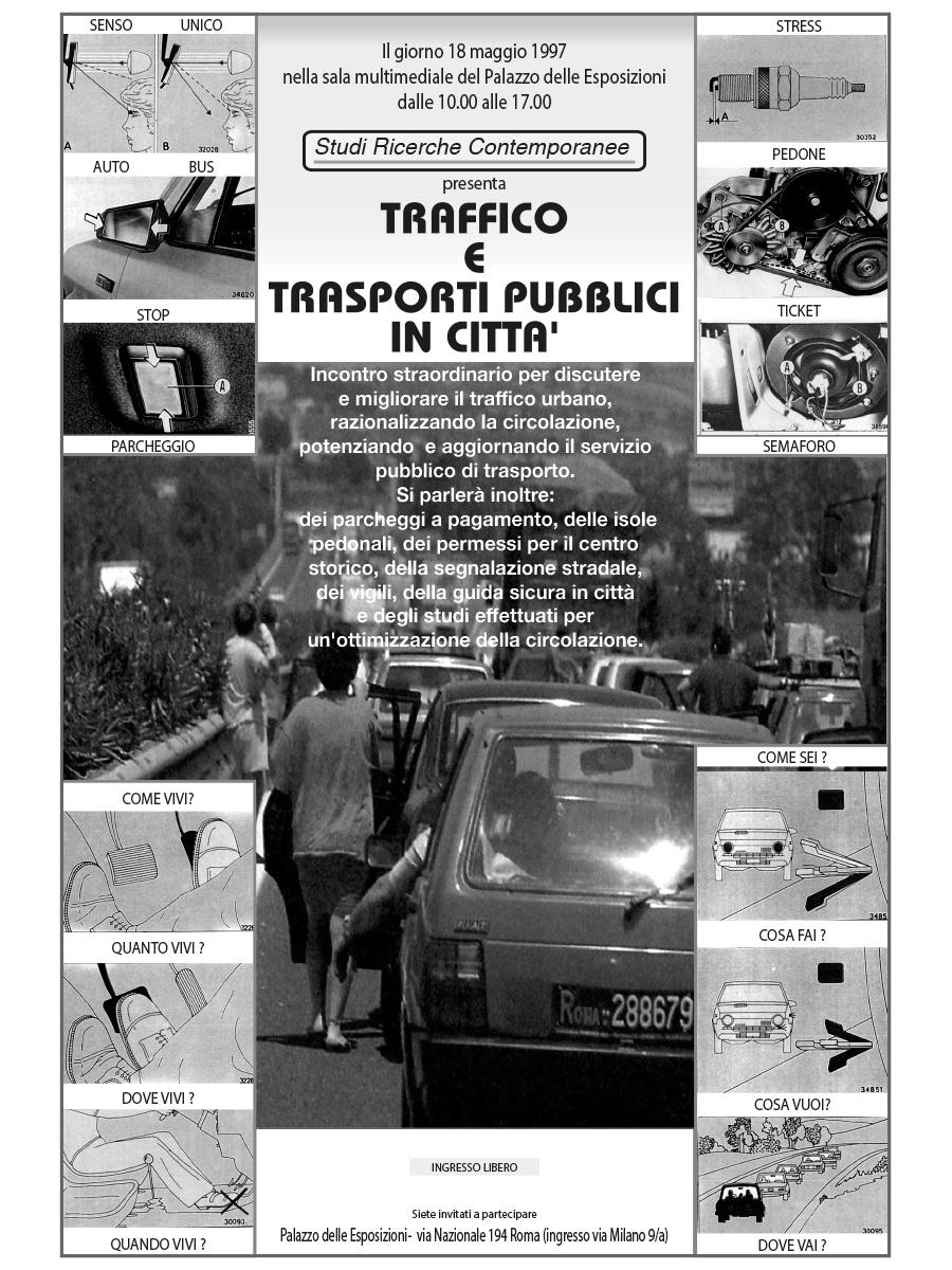Traffico e trasporti pubblici in città